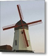 The Windmill Metal Print