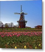 The Windmill Poster Metal Print