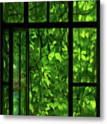 The Window Metal Print by Dale Jackson