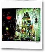 The Window Metal Print by YoMamaBird Rhonda