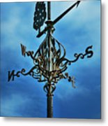 The Winds Of Time Metal Print