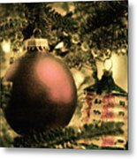 The Winter Holiday. Metal Print