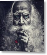 The Wizard Metal Print