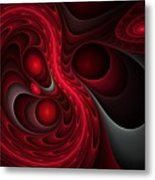 The Womb Metal Print