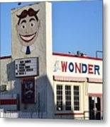 The Wonder Bar, Asbury Park Metal Print