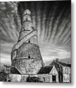 The Wonderful Irish Barn Metal Print