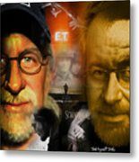 The World Of Steven Spielberg Metal Print