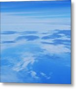 The World Up There # 2 Metal Print