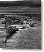 The Wreck Of The Sheraton  Metal Print