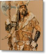 The Young Son Of Bor Metal Print