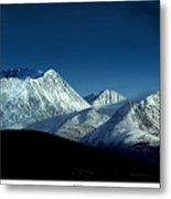 The Yukon Metal Print