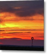 Then Came The Morning Metal Print