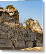 Theodosian Walls - View 7 Metal Print