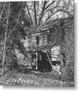 There Was Joy In This House Metal Print