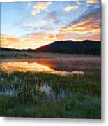 There's A Song In The Air Metal Print