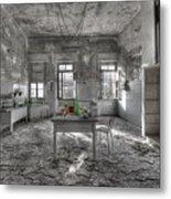 They Are All Gone - Se Ne Sono Andati Tutti Metal Print