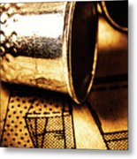 Thimble By Design Metal Print