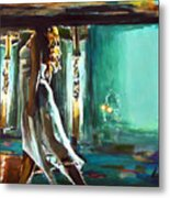 Thinking Out Loud Metal Print