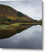 Thirlmere From A Low Altitude Metal Print