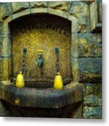 Thirst For Knowledge Metal Print