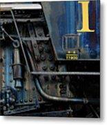 Thirteen Metal Print