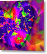 This Hearts For You Metal Print