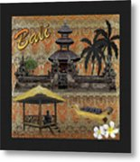 This Is Bali Metal Print
