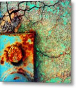 This Is How We Hold It Together Metal Print