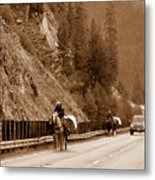 This Is Montana, Baby Metal Print