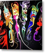This Is Your Brain On Drugs  Metal Print