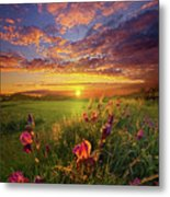 This Life Is A Gift For Everyone Metal Print