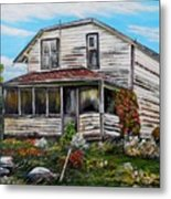 This Old House 2 Metal Print