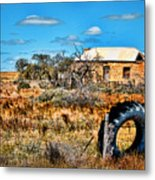 This Old House... Metal Print