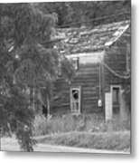 This Old House Metal Print