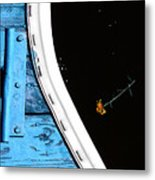 This Space Available Metal Print