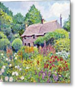Thomas Hardy House Metal Print