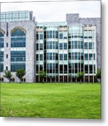 Thomas Jefferson Library At West Point Metal Print