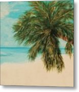 Thommy S Beach Metal Print