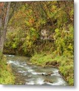 Thompson Creek Autumn 1 B Metal Print