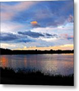 Thompson Lake 3 Metal Print