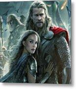 Thor 2 The Dark World 2013 Metal Print