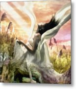 Thorn Metal Print by Mo T