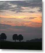 Three Trees Bavaria Metal Print