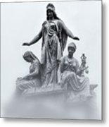 Three Woman Metal Print