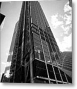 three world trade center New York City USA Metal Print