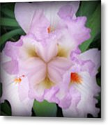 Thrill Of The Frill Metal Print