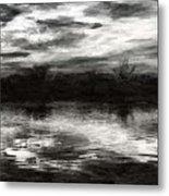 Through The Darkness Metal Print