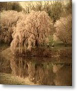 Through The Years - Holmdel Park Metal Print