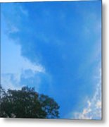 Through This Sky Metal Print