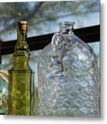 Thru The Looking Glass 2 Metal Print